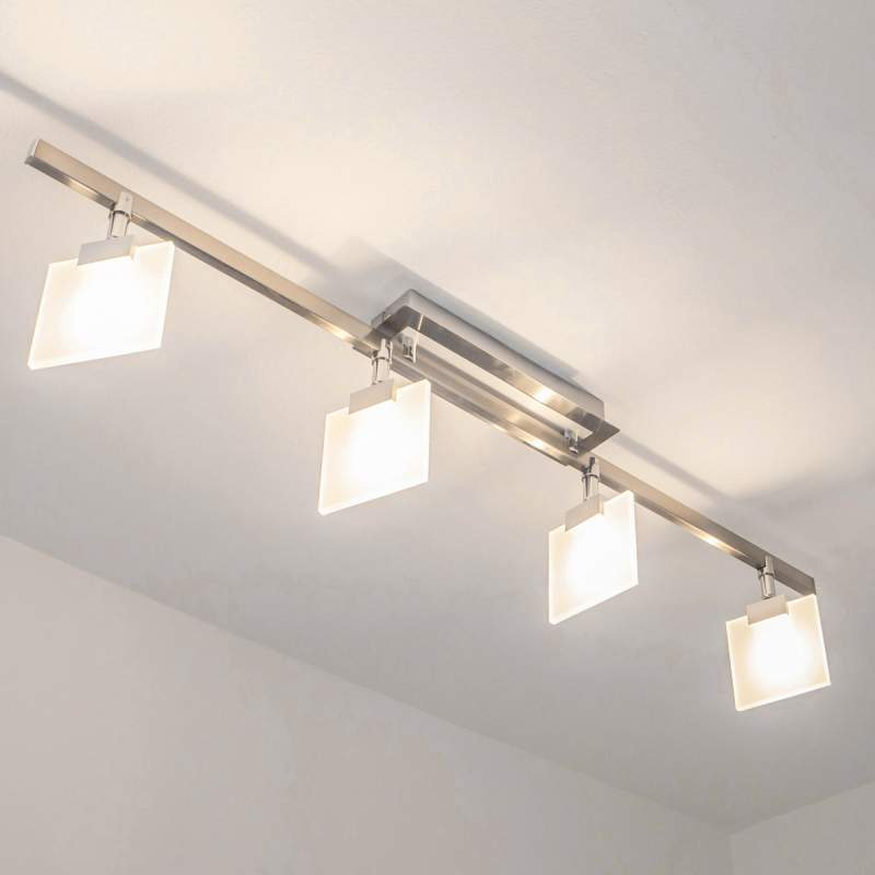 Keuken-plafondlamp Livius met COB-LED's