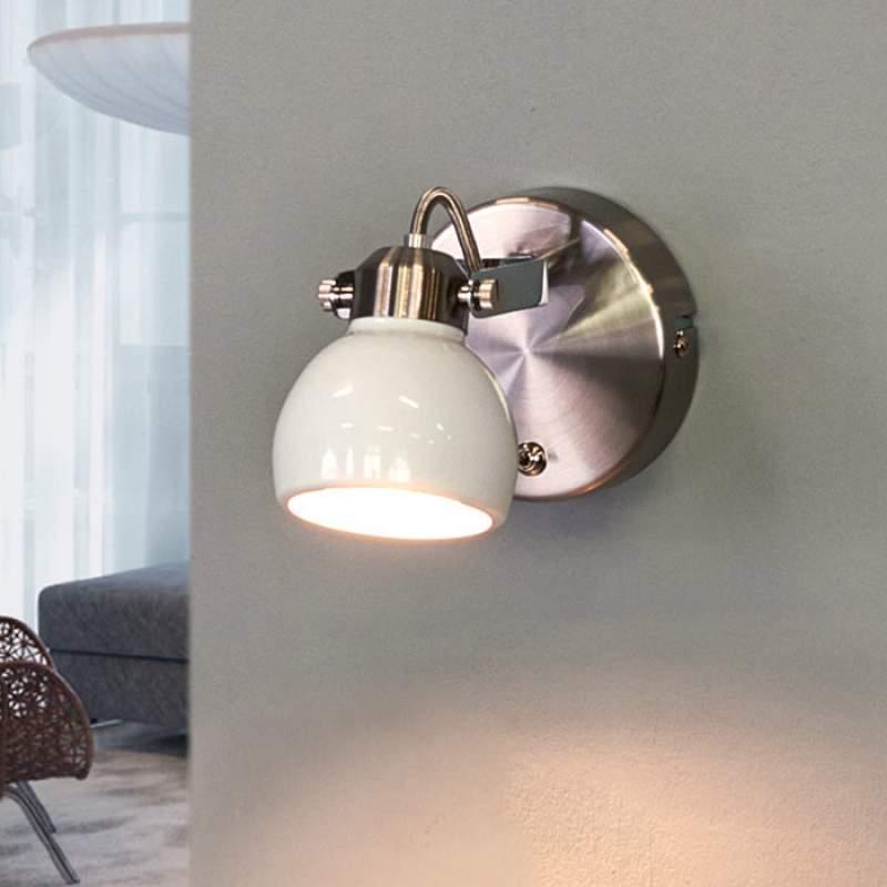 Nima - aantrekkelijke spot voor wanden en plafonds