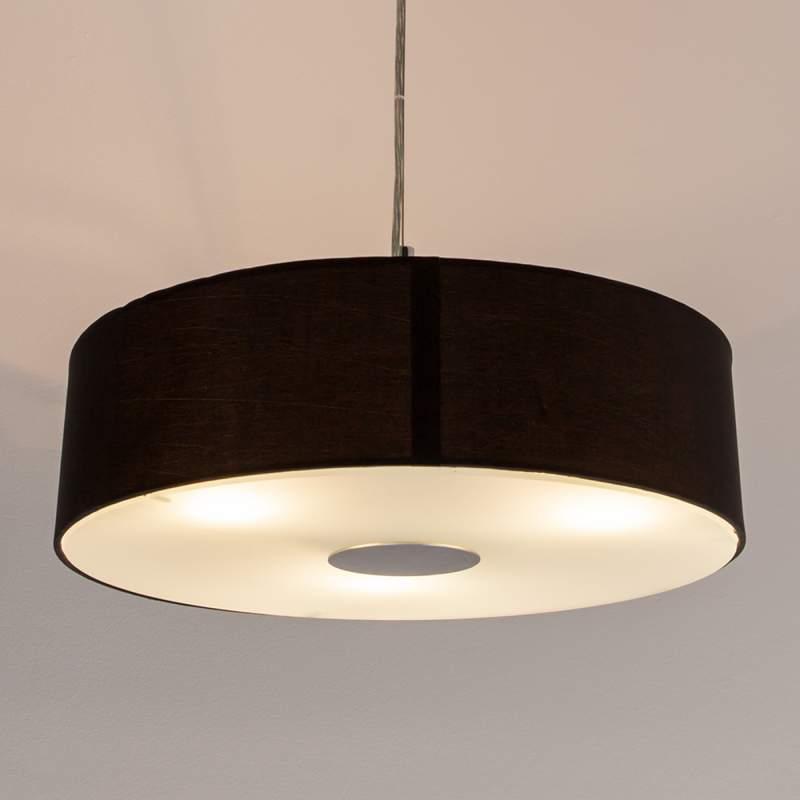 Zwarte hanglamp Gabriella