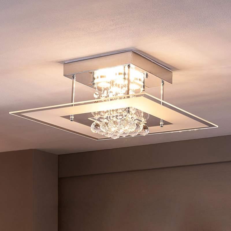 Extravagante LED-plafondlamp Lisandra