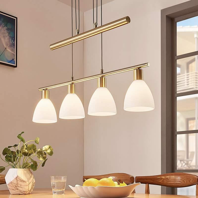 Hanglamp Simeon voor de eetkamer