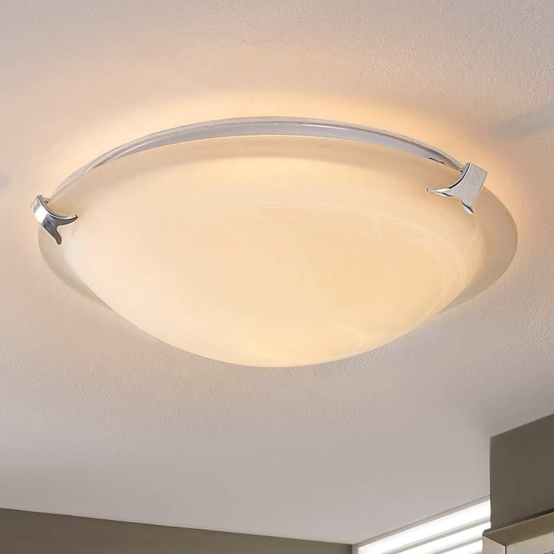 Ronde LED-plafondlamp Genoveva