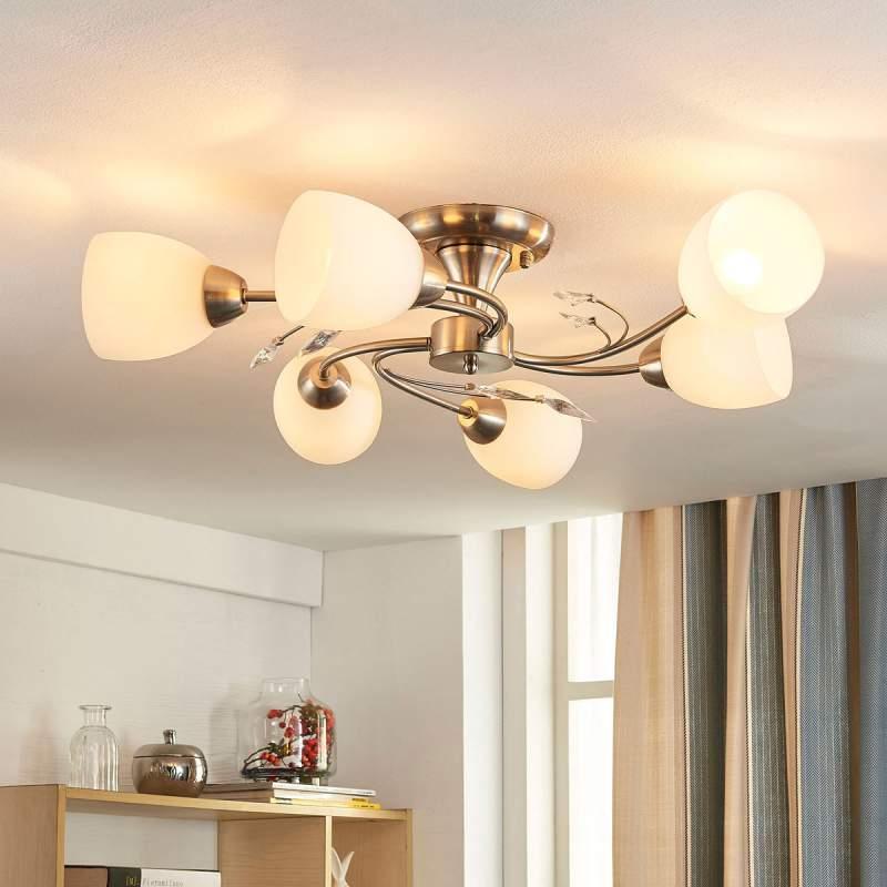 Zeslamps plafondlamp Taras