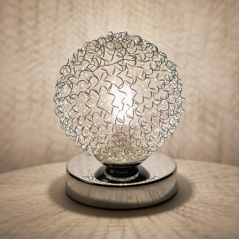 Kleine tafellamp Ticino, G9-LED