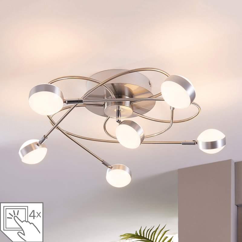 Marlon - LED-plafondlamp met goede lichtsterkte