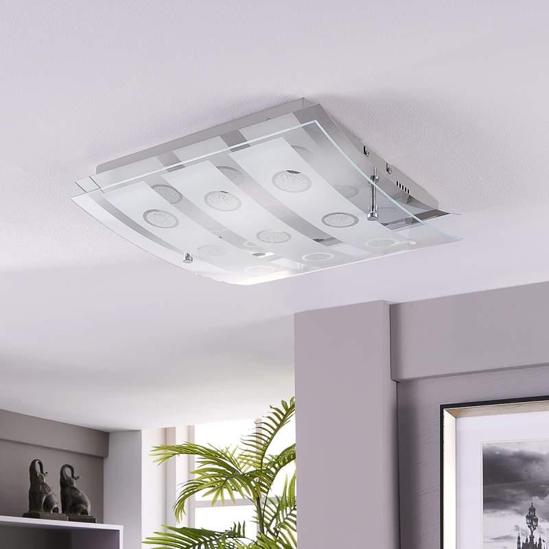 LED plafondlamp Joicy met negen lichtbronnen