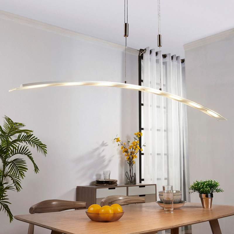 Manon - hoogte verstelbare LED hanglamp