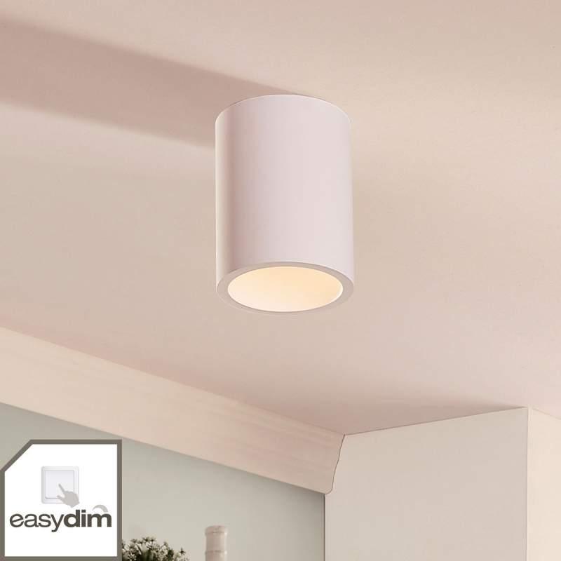 Easydim LED plafondlamp Annelies van gips
