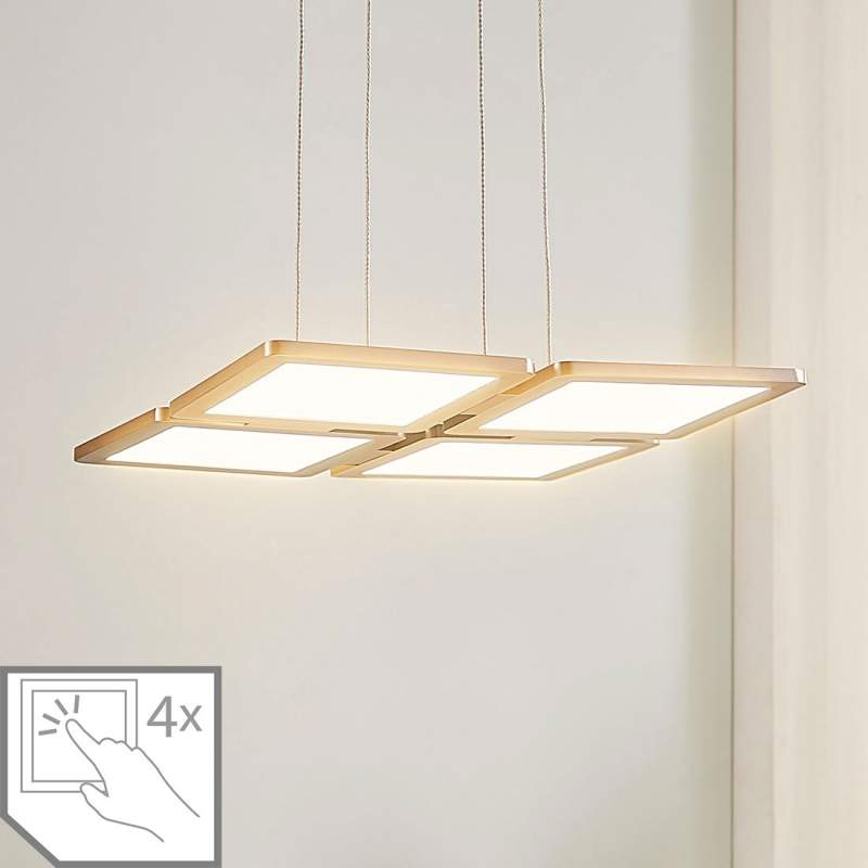 Dimbare LED hanglamp Elian