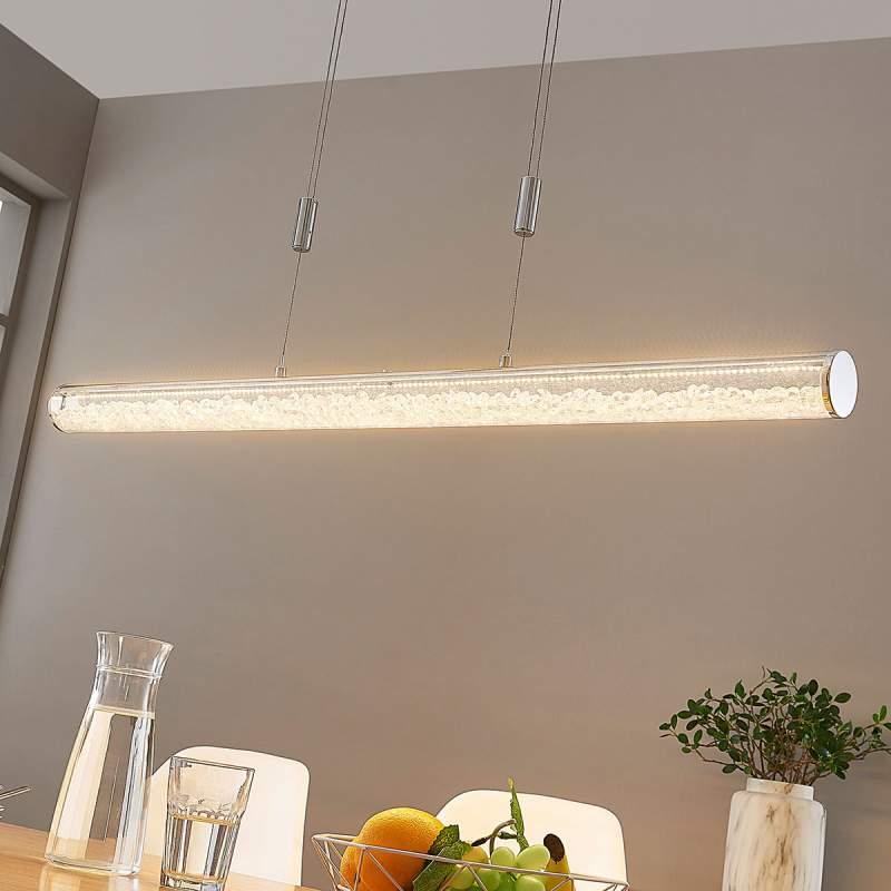 Hoogteverstelbare LED hanglamp Timon