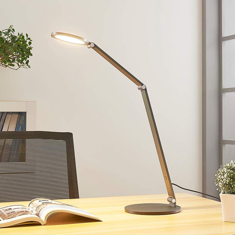 LED bureaulamp Mion met dimmer