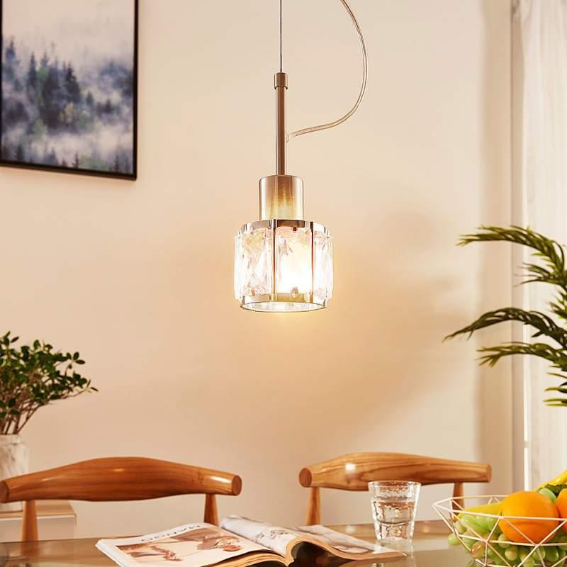 Smalle LED hanglamp Tanika