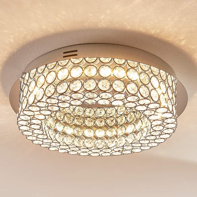 Filomena - sprankelende LED plafondlamp