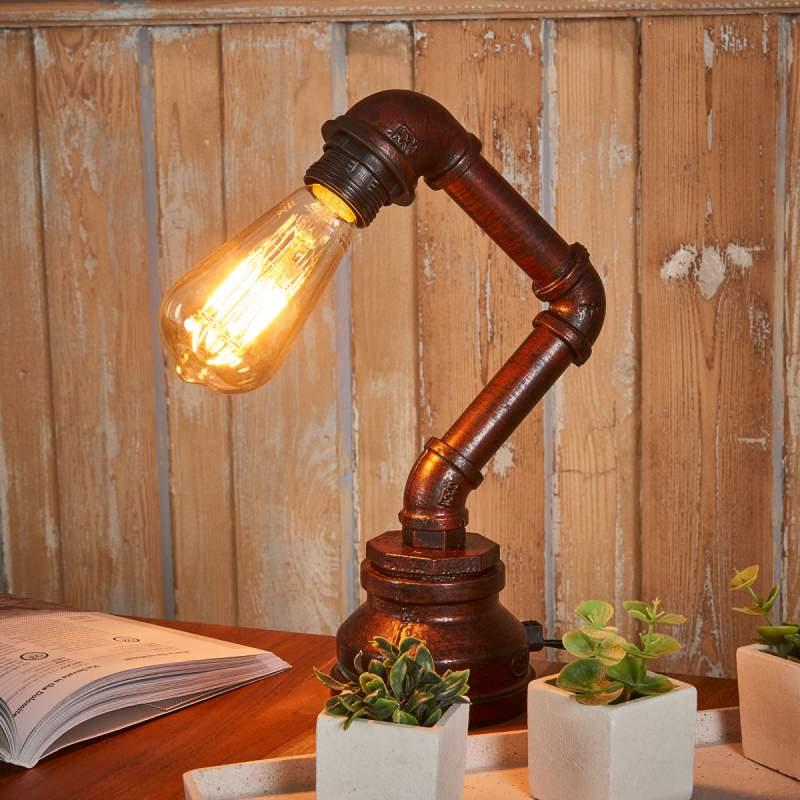 Buitengewone tafellamp Tap