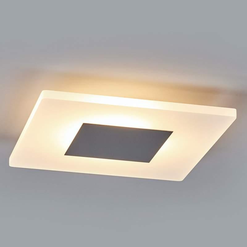 Tarja - hoekige LED-plafondlamp