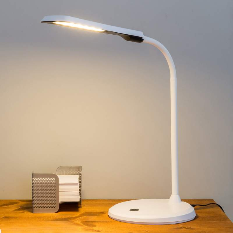 Dila - LED-bureaulamp met moderne look.