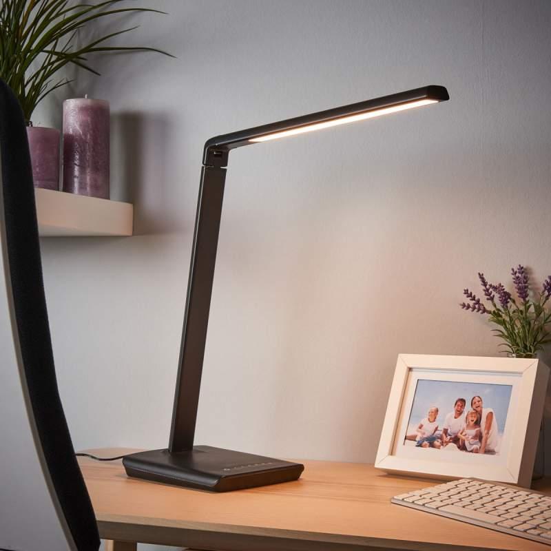 Kuno - Led bureaulamp met USB-poort