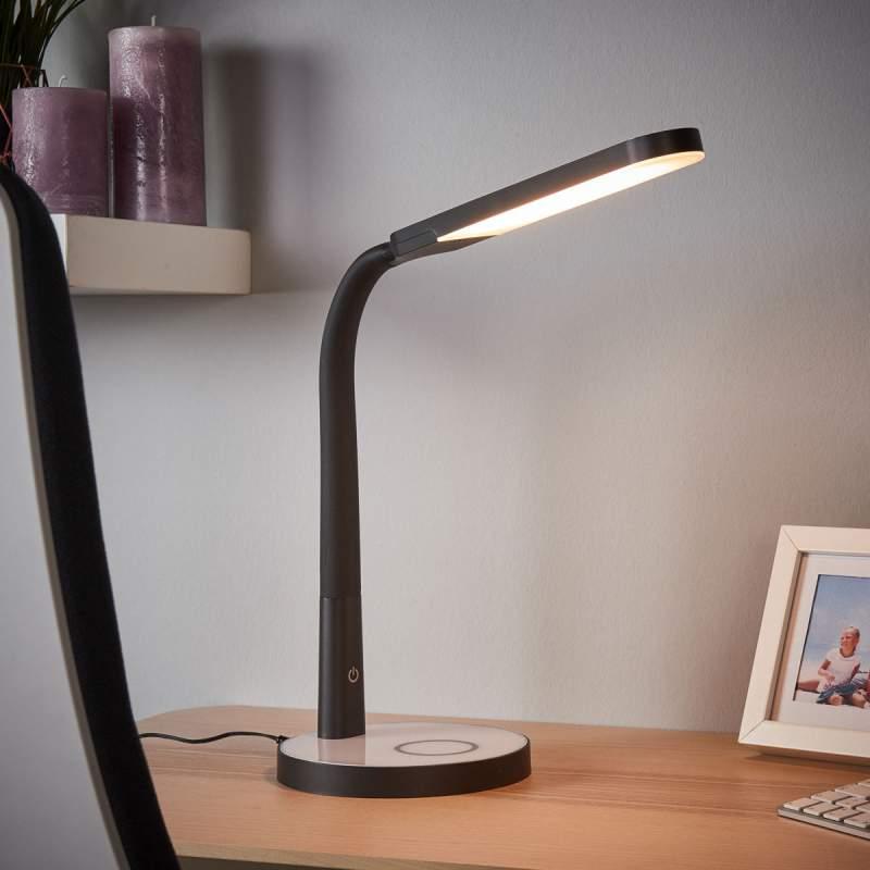 Maily - dimbare Led bureaulamp met USB-poort