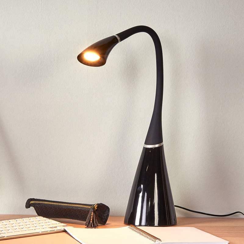 Noelia - dimbare led tafellamp voor uw kantoor