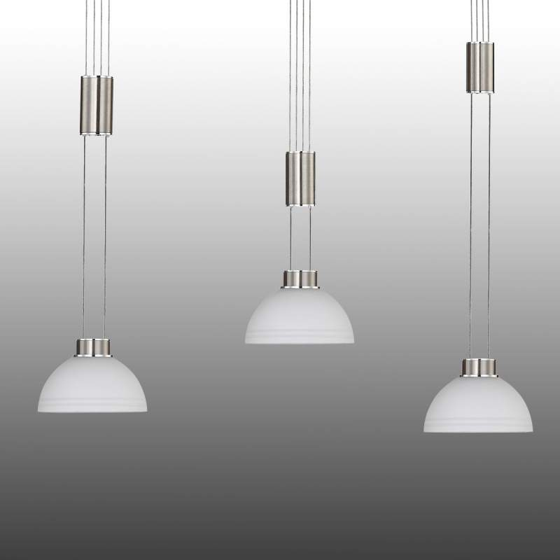 Drievoudig verstelbare LED-hanglamp Class