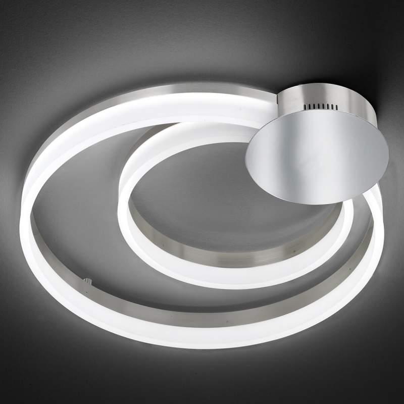 Soul - mooi gevormde LED-plafondlamp