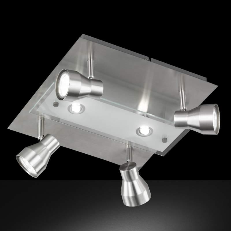 Rox - gedistingeerde LED plafondlamp