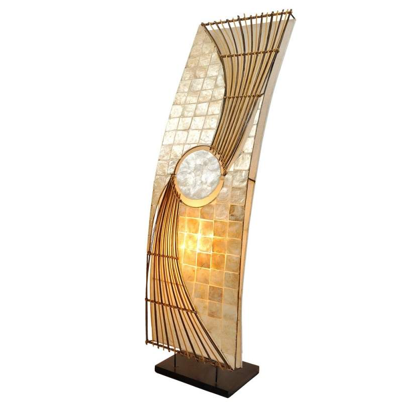 Stijlvolle vloerlamp QUENTO, 90 cm
