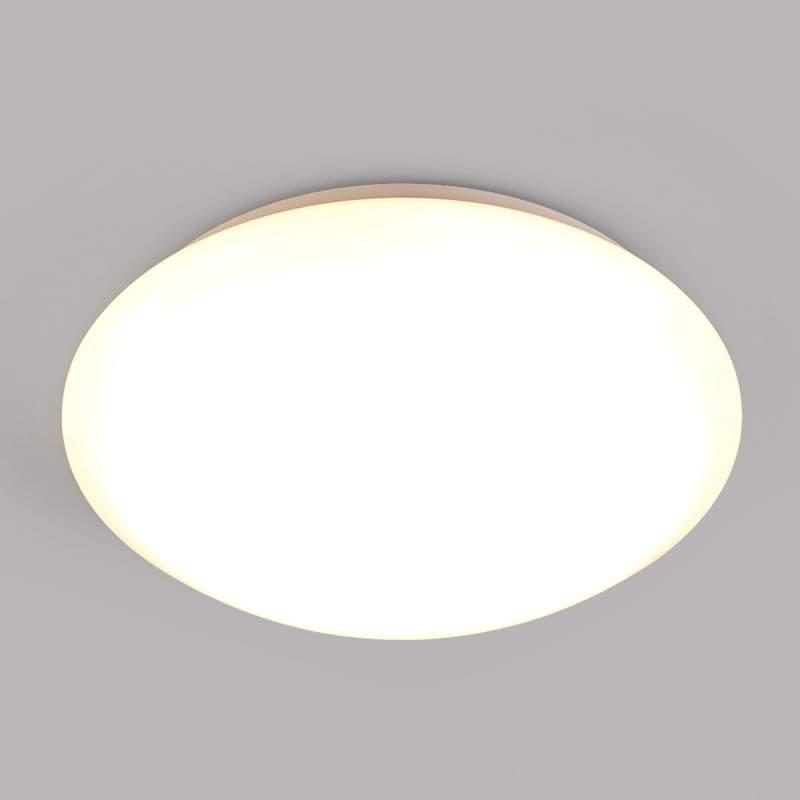 Eenvoudige LED-badkamerplafondlamp Selveta, 30 cm