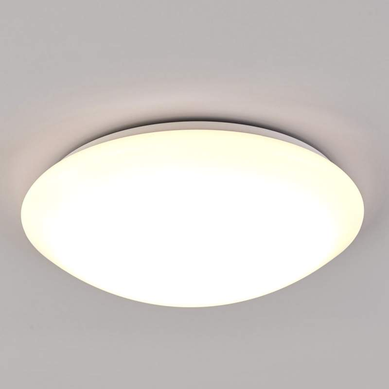 Badkamerplafondlamp Selveta met LED