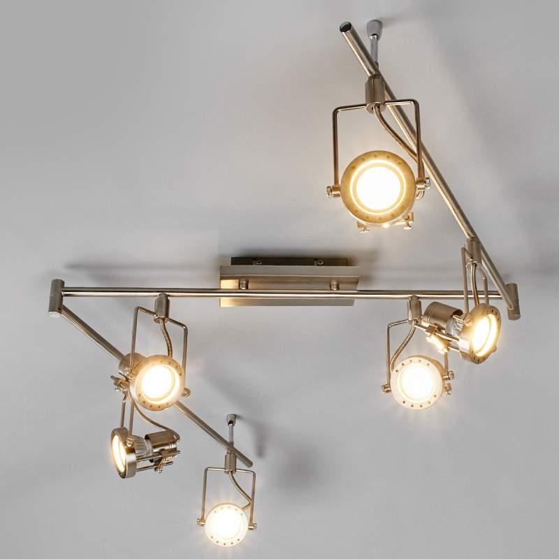 Zeslichts LED-plafondspot Agidio
