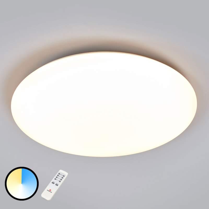 Functionele LED plafondlamp Deana, var. lichtkleur