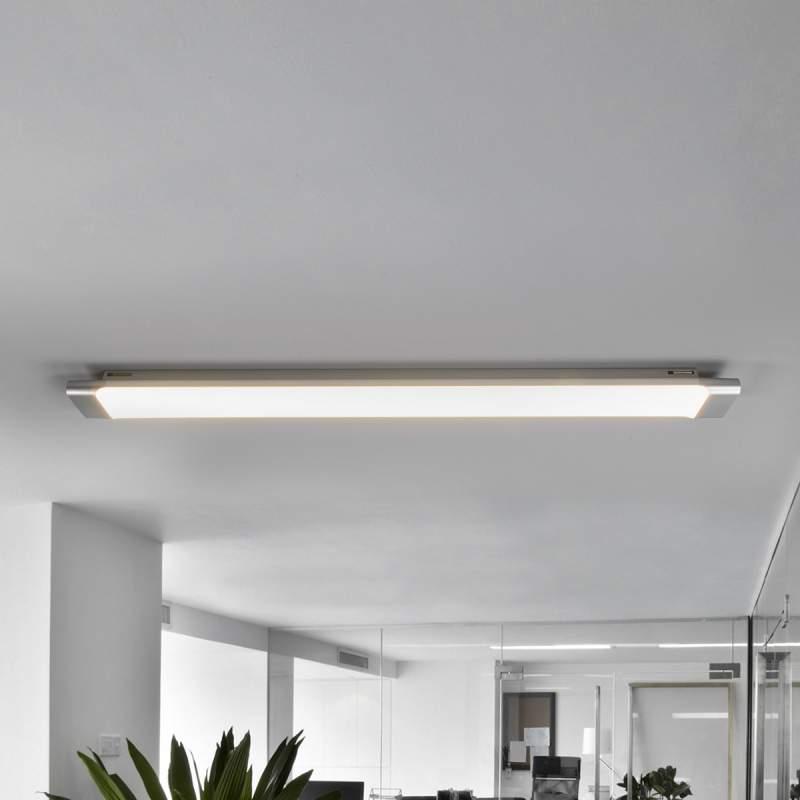 Praktische LED plafondlamp Vinca, 90 cm