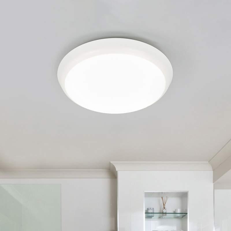 Ronde LED plafondlamp Augustin, 20 cm