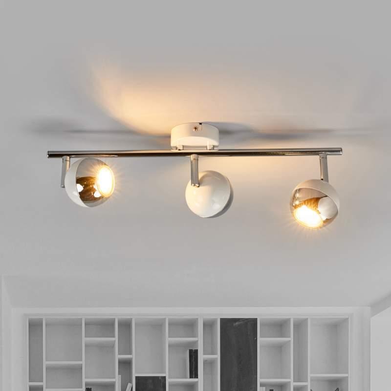 LED straler Arvin met drie lampkoppen