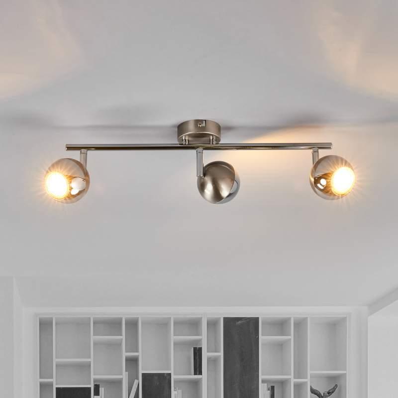 LED plafondlamp Arvin met drie lichtbronnen