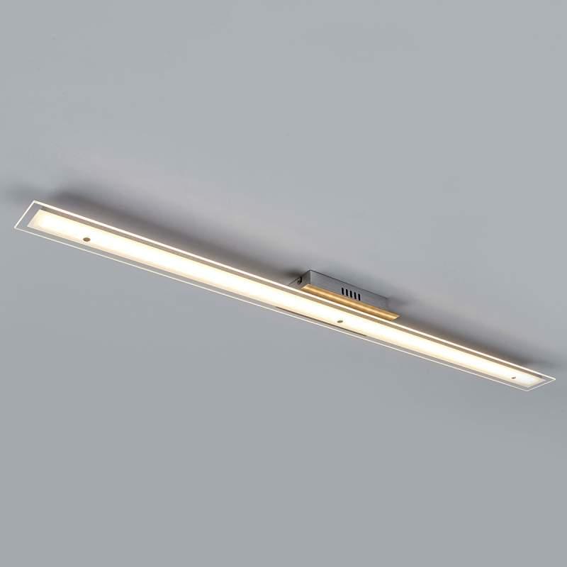 Langwerpige LED plafondlamp Arik