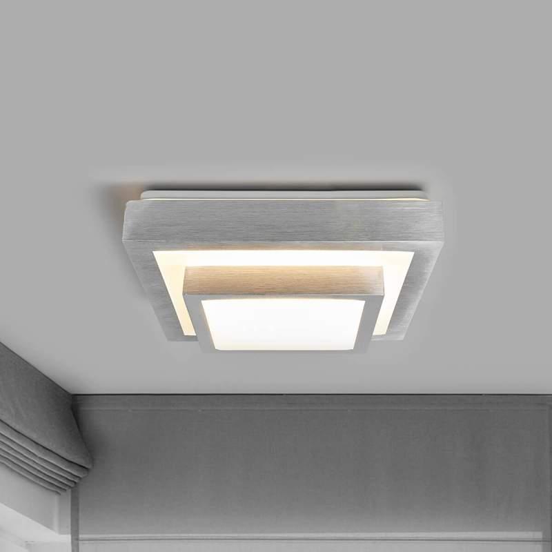 Tweefasen LED plafondlamp Huberta