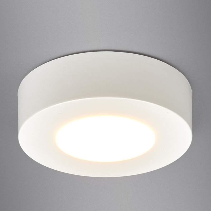 Opbouw-plafondlamp Esra met LED's