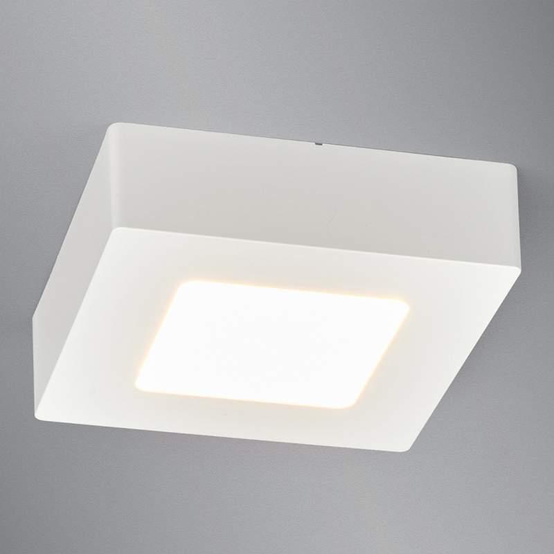 Compacte LED plafondlamp Rayan voor het bad