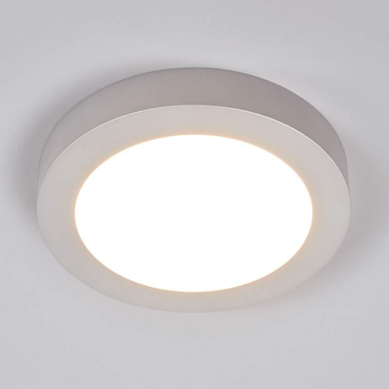 LED plafondlamp Marlo voor badkamers, IP44