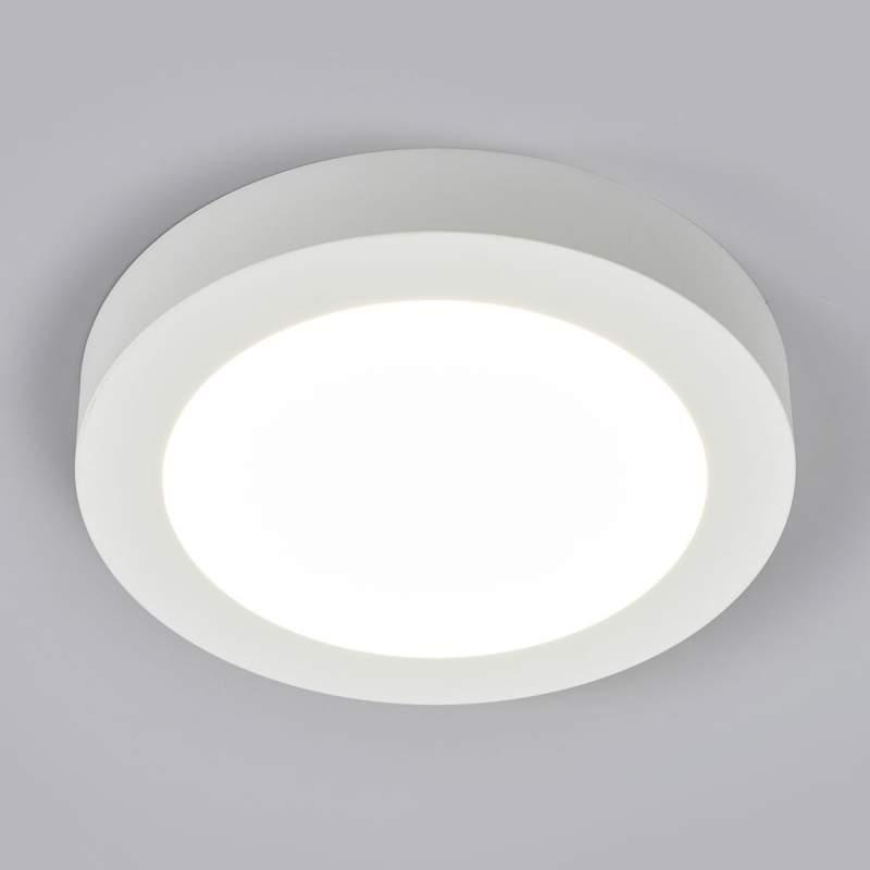 Marlo - krachtige LED plafondlamp, IP44