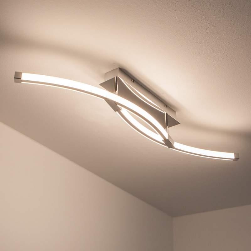 Helder stralende LED-plafondlamp Jealyn