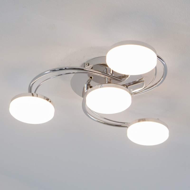 Mooie LED-plafondlamp Lillith