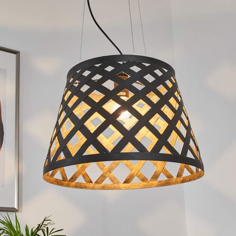 Decoratieve hanglamp Leara