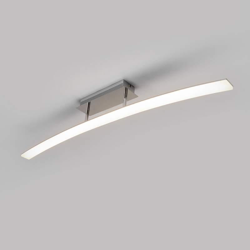 Boogvormige LED-plafondlamp Lorian