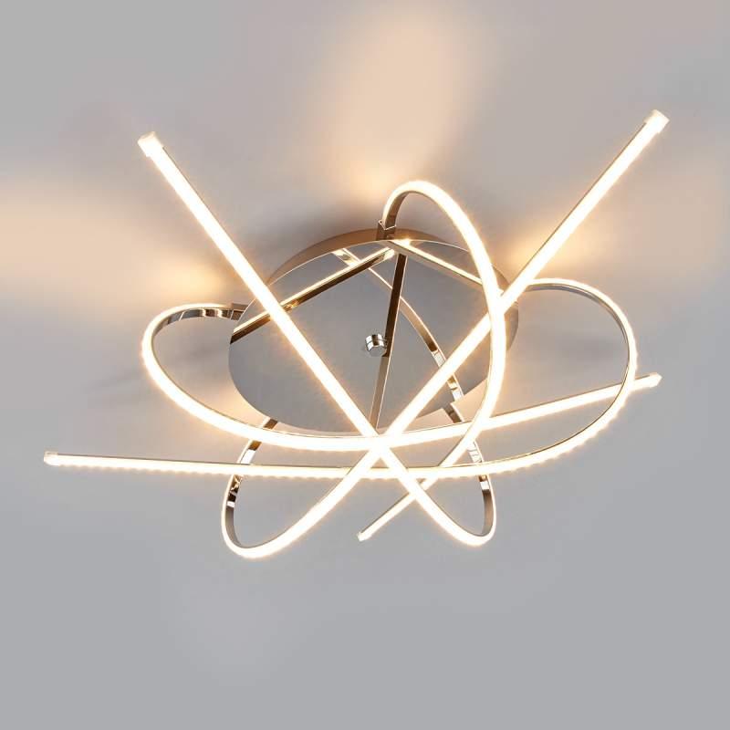 Individueel vormgegeven LED-plafondlamp Hanne