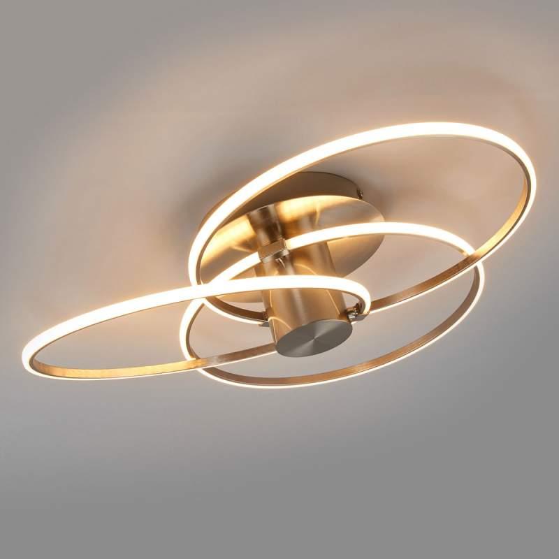 Top moderne led plafondlamp Antoni, 3 ringen
