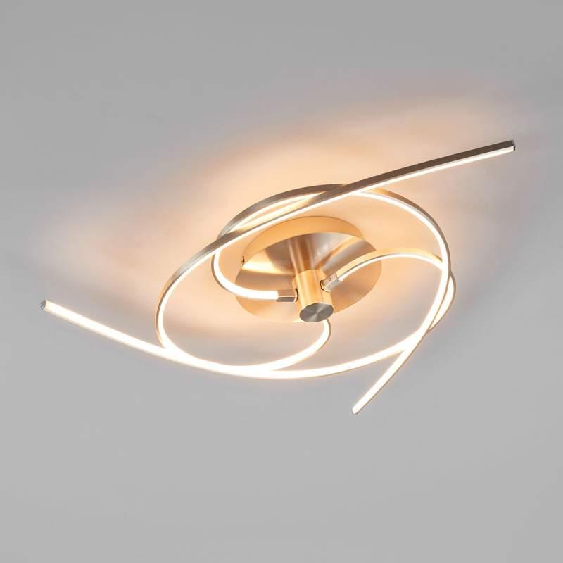 Antoni - minimalistische plafondlamp met led's