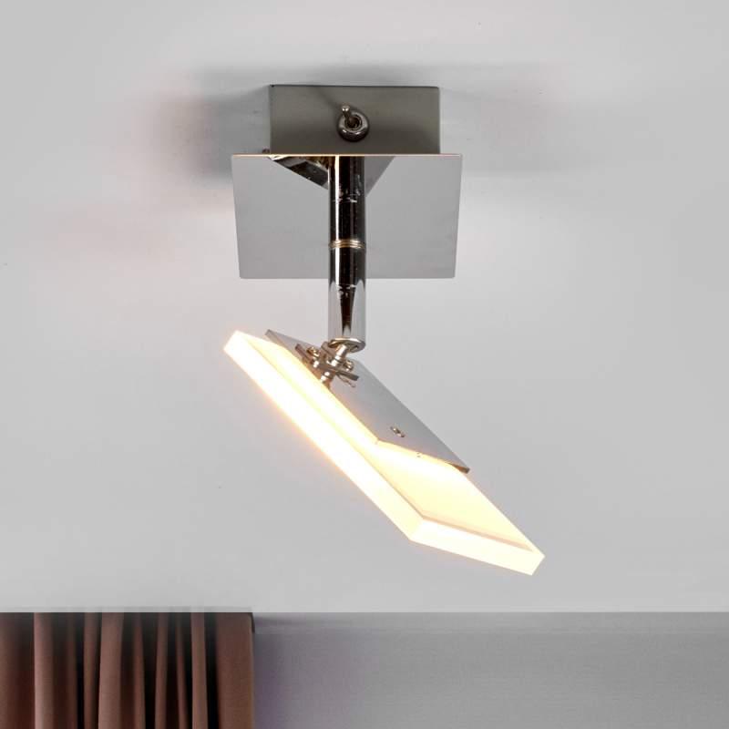 Teda - moderne LED wandlamp met schakelaar