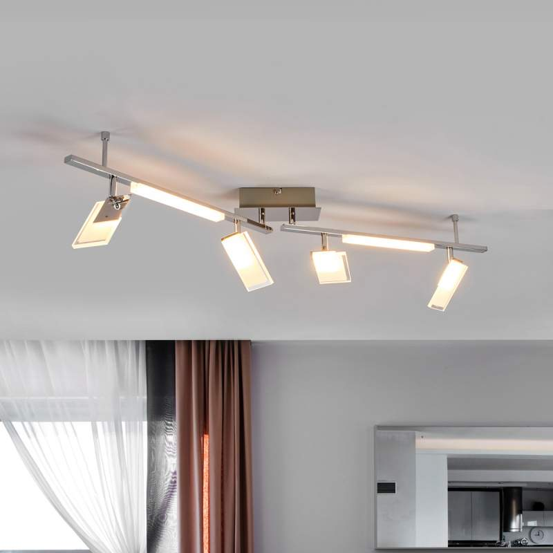Krachtige LED plafondlamp Teda